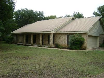 San Marcos Single Family Home For Sale: 505 Stagecoach Trl