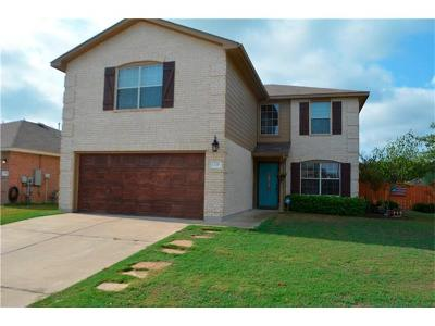 Bastrop Single Family Home For Sale: 218 Pheasant Trl