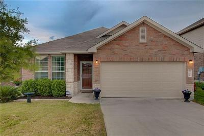 Buda Single Family Home For Sale: 158 Willow Leaf Ln