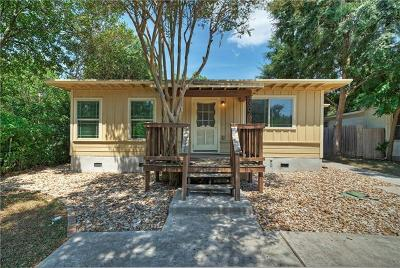 Travis County Single Family Home For Sale: 4306 Hank Ave #A