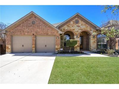 Round Rock Single Family Home Pending - Taking Backups: 4197 Fairmeadow Dr