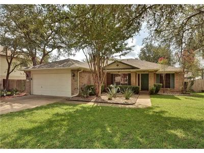 Austin Single Family Home For Sale: 8713 Puckett Ct
