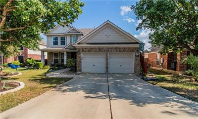 Kyle Single Family Home For Sale: 454 Fall Cir