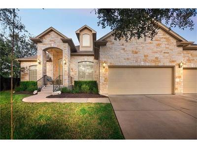 Travis County Single Family Home For Sale: 8208 Via Verde Dr