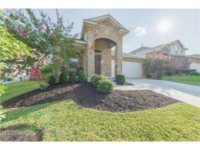 Single Family Home For Sale: 1105 Sunny Meadows Loop