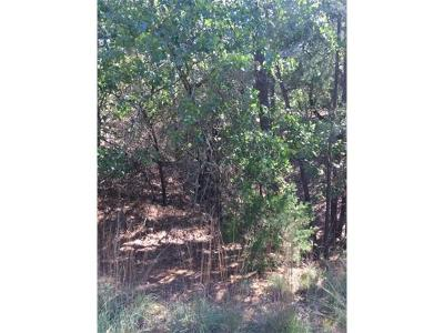 Bastrop TX Residential Lots & Land For Sale: $8,300
