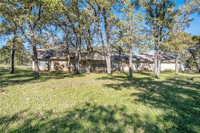 Bastrop County Single Family Home For Sale: 178 Blue Flame Rd