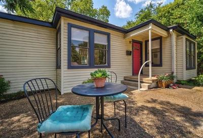 Zilker, Rabb Inwood Hills, West End Add, Barton Spgs Heights, Barton Terrace Condo, Stoval, Geo H, Barton Heights A, Barton Heights B, Barton Heights B Annex, Sun Terrace, South Lund South Single Family Home For Sale: 910 Jessie St