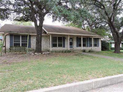 Single Family Home For Sale: 303 Dove Creek Dr