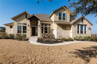 Leander Single Family Home Active Contingent: 2661 Great Owl Pass