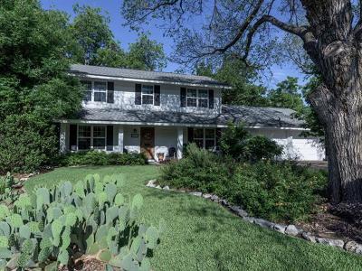 Austin Single Family Home Pending - Taking Backups: 2901 Silverleaf Dr