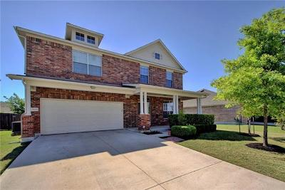 Pflugerville Single Family Home For Sale: 17609 Bridgefarmer Blvd