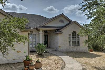 Dripping Springs Single Family Home For Sale: 10200 W Cave Loop