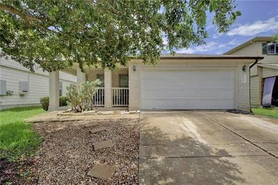 Austin Single Family Home Pending - Taking Backups: 1508 Anise Dr