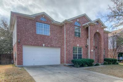 Austin Single Family Home For Sale: 16103 Braesgate Dr