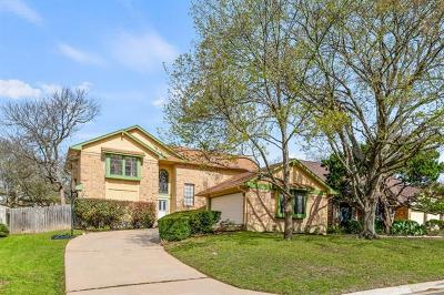 Austin Single Family Home For Sale: 10906 Sierra Verde Trl