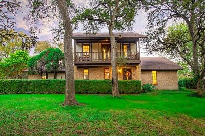Buda Single Family Home For Sale: 322 Leisurewoods Dr