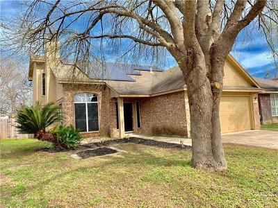 Austin Single Family Home For Sale: 14510 Rumfeldt St