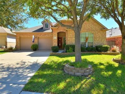 Round Rock Single Family Home For Sale: 4203 Flat Stone Ct