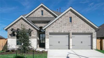 Manor Single Family Home For Sale: 13820 Arbor Hill Cv
