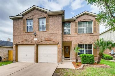 Cedar Park Single Family Home For Sale: 2316 Keegans Way