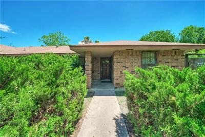 Austin Single Family Home For Sale: 6919 Providence Ave
