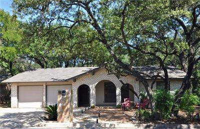 Single Family Home For Sale: 11509 Three Oaks Trl