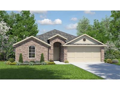 Kyle Single Family Home For Sale: 346 James Adkins Dr