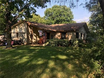Round Rock Single Family Home For Sale: 605 Buckskin Dr
