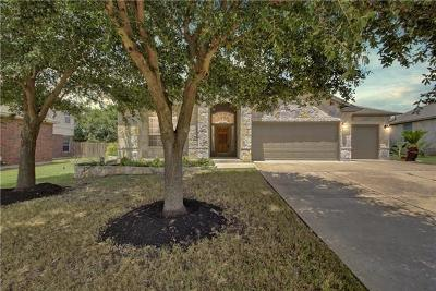 Round Rock Single Family Home For Sale: 2140 Settlers Park Loop