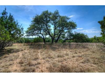 Hays County Residential Lots & Land For Sale: Cottonwood Creek Rd