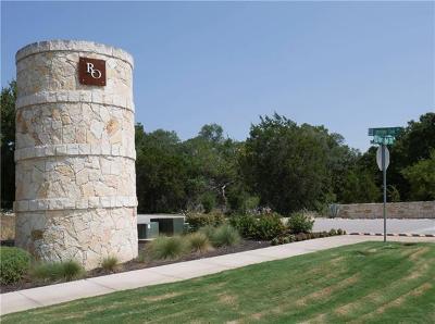 Leander Residential Lots & Land For Sale: 3700 Juniper Rim Rd