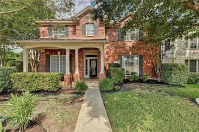 Austin Single Family Home For Sale: 4932 Tiger Lily Way