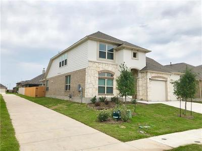 Pflugerville Single Family Home For Sale: 17100 Lathrop Ave