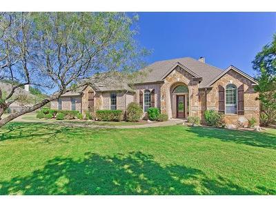 Buda Single Family Home Pending - Taking Backups: 627 E Overlook Mountain Rd