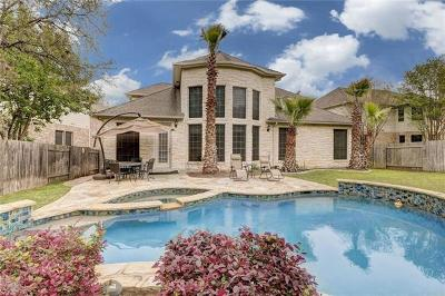 Austin Single Family Home For Sale: 10508 Canyon Vista Way