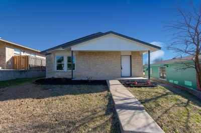 Austin Single Family Home For Sale: 5721 Alsace Trl