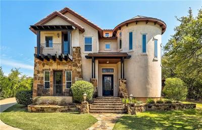 Jonestown Single Family Home For Sale: 18832 Hidden Ridge Pl
