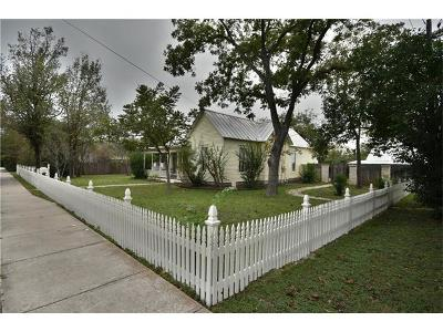 Georgetown Single Family Home For Sale: 1404 Maple St
