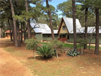 Bastrop Single Family Home For Sale: 314 Pine Tree Loop