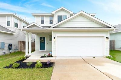 Buda TX Single Family Home For Sale: $216,900