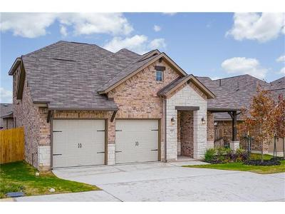 Leander Single Family Home For Sale: 604 Peregrine Way