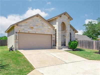 Austin TX Single Family Home For Sale: $205,000