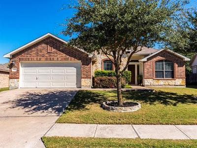 Buda Single Family Home Active Contingent: 137 Dolomite Dr