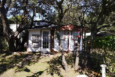 Spicewood Single Family Home For Sale: 24702 Martin Ln