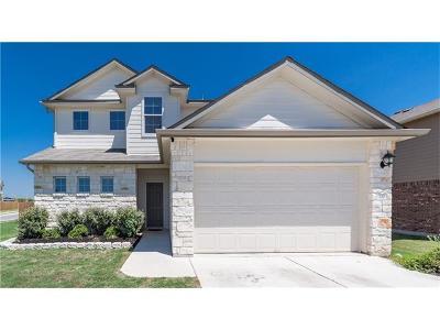 Kyle Single Family Home For Sale: 130 Bobolink Cv