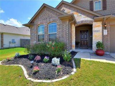 Hutto Single Family Home For Sale: 503 Hyltin St