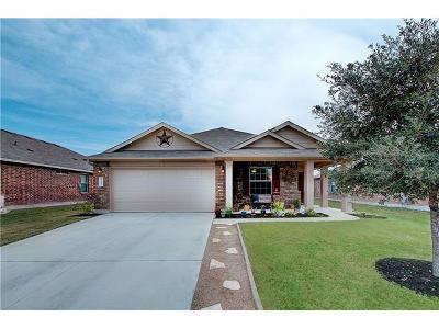 Pflugerville Single Family Home For Sale: 3609 Eagle Fledge Ter