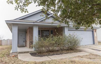 Hutto Single Family Home Pending - Taking Backups: 103 Paige Bnd