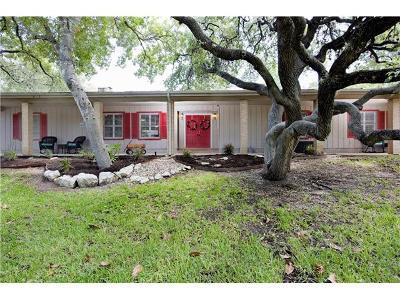 San Marcos Single Family Home Active Contingent: 520 Willow Creek Cir